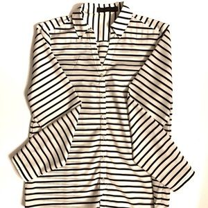 The Limited | women's striped blouse